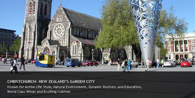 New Zealand Business Visa